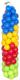 Аксессуар для детской площадки Dream Makers Шарики для сухого бассейна SB78-90 (90шт) -
