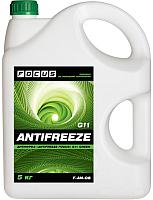 Антифриз Focus Green G11 / F-AN-06 (5кг) -