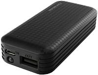 Портативное зарядное устройство Гарнизон GPB-104 (черный) -