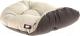 Лежанка для животных Ferplast Relax 89/10 / 82089095 (серый/черный) -