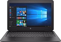 Ноутбук HP Pavilion 15-bc413ur (4GT75EA) (черный) -