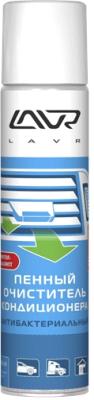 Очиститель системы кондиционирования Lavr Ln1750 (400мл, ментол/эвкалипт)