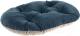 Лежанка для животных Ferplast Prince 45 / 83434502 (синий/бежевый) -