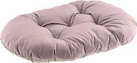 Лежанка для животных Ferplast Prince 55 / 83435503 (розовый/бежевый) -