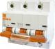 Выключатель автоматический КС ВА 47-100 (25А 3р С) -