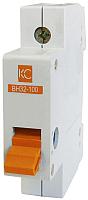 Выключатель нагрузки КС ВН32-100 (100А 1Р) -