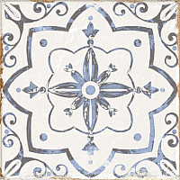 Декоративная плитка ColiseumGres Амальфи Майолика (150x150) -