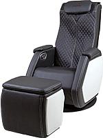 Массажное кресло Casada Smart 5 CMS-336 (серый/белый) -