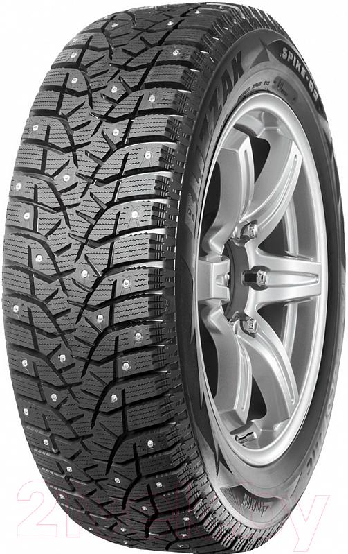 Купить Зимняя шина Bridgestone, Blizzak Spike-02 195/55R16 87T (шипы), Япония
