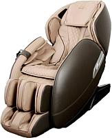 Массажное кресло Casada AlphaSonic 2 CMS-524 (бежевый/коричневый) -