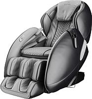 Массажное кресло Casada AlphaSonic 2 CMS-522 (серый/черный) -