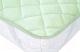 Наматрасник защитный Vegas Protect Cotton S4 80x200 (фисташковый) -