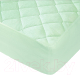 Наматрасник защитный Vegas Protect Cotton S1 90x200 (фисташковый) -