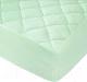 Наматрасник защитный Vegas Protect Cotton S1 110x200 (фисташковый) -
