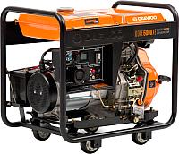Дизельный генератор Daewoo Power DDAE 6000XE -