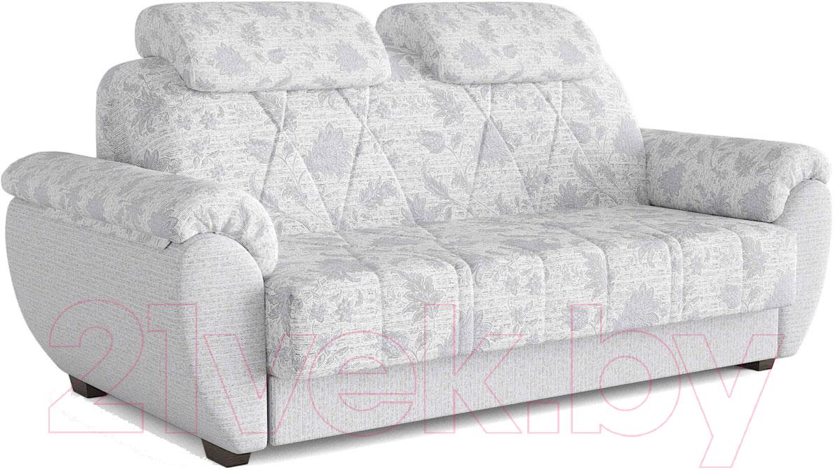Купить Диван Askona, Антарес 160 c БК (flora grey), Россия