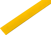 Трубка термоусаживаемая КС ТУТ 60/30 (25м, желтый) -