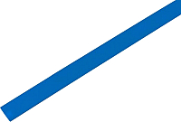 Трубка термоусаживаемая КС ТУТ 8/4 (100м, синий) -