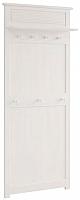 Вешалка для одежды ММЦ Рауна 200 (белый воск) -