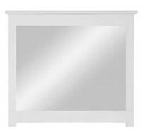 Зеркало интерьерное ММЦ Рауна 100x88 (белый воск) -