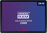 SSD диск Goodram CX400 256GB (SSDPR-CX400-256) -