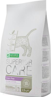 Корм для собак Nature's Protection Superior Care Grain Free / NPS45081 (1.5кг)