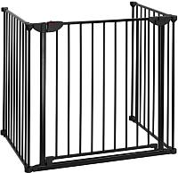 Ворота безопасности Reer Basic / 46702 (металл/черный) -