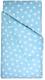 Детское постельное белье Martoo Comfy B / CMB-B-3-BSTRBL (бязь, крупные звезды на синем) -