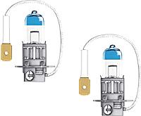 Комплект автомобильных ламп Osram H3 64151NL-HCB -