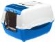 Туалет-домик Ferplast Bella Cabrio / 72060899 (синий) -