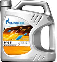 Моторное масло Gazpromneft М-8В / 2389901395 (5л) -