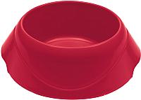 Миска для животных Ferplast Magnus 3 (3л, красный) -