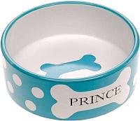 Миска для животных Ferplast Thea Small Bowl (0.3л, голубой) -