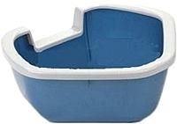 Туалет-лоток Ferplast Dama / 72039099 (синий) -