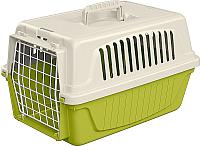 Переноска для животных Ferplast Atlas 5 Trasportino / 73006599 (салатовый) -