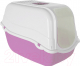 Туалет-домик MP Bergamo Romeo Large Con Esp Filtro / 31.03EF (розовый) -