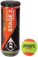 Набор теннисных мячей DUNLOP Stage 2 / 622DN602205 -