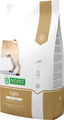 Корм для собак Nature's Protection Adult Light / NPS24330 (12кг)