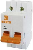 Выключатель нагрузки КС ВН32-100 25А 2Р -