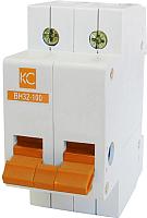 Выключатель нагрузки КС ВН32-100 100А 2Р -