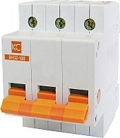 Выключатель нагрузки КС ВН32-100 20А 3Р -