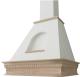 Вытяжка купольная Lex Ancona 60 / RUVI000400 (белый) -
