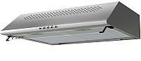 Вытяжка плоская Lex Simple 500 / CHAT000014 (нержавеющая сталь) -