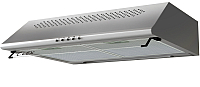 Вытяжка плоская Lex Simple 60 / CHAT000016 (нержавеющая сталь) -