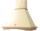 Вытяжка купольная Lex Astoria 60 / RUVI000418 (слоновая кость) -