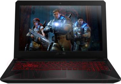 <b>Asus</b> TUF Gaming FX504GD-EN1045 <b>Игровой ноутбук 15.6</b> ...