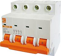 Выключатель автоматический КС ВА 47-39 4Р 63А С / 81016 -