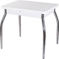 Обеденный стол Домотека Дрезден М-2 (белый/01) -