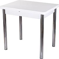 Обеденный стол Домотека Дрезден М-2 (белый/02) -