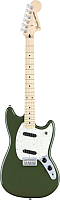 Электрогитара Fender Mustang MN Olive -